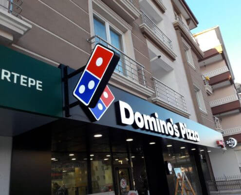 Dominos Pizza Tabela